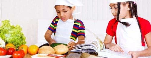 School's Out Cooking Program: Spring Break @ Irsay Family YMCA at CityWay | Indianapolis | Indiana | United States