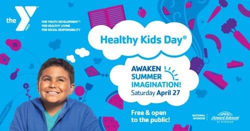 Witham Family YMCA Healthy Kids Day @ Witham Family YMCA | Lebanon | Indiana | United States