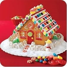 Gingerbread House Family Night - Baxter Y @ Arthur R. Baxter   Indianapolis   Indiana   United States
