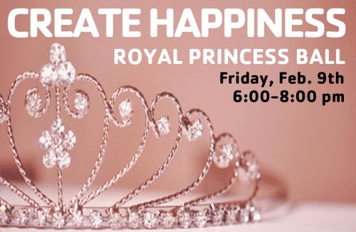 Royal Princess Ball @ Benjamin Harrison YMCA | Morton Grove | Illinois | United States