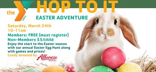 Easter Adventure @ Benjamin Harrison YMCA   Indianapolis   Indiana   United States