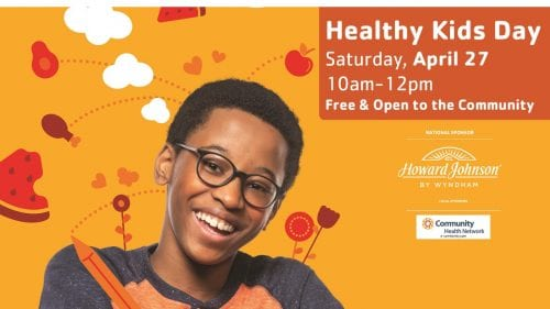 Healthy Kids Day @ Benjamin Harrison YMCA | Indianapolis | Indiana | United States