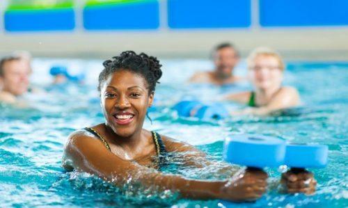 Aqua Fit | Water Aerobics | Benjamin Harrison Y | YMCA of Greater Indianapolis
