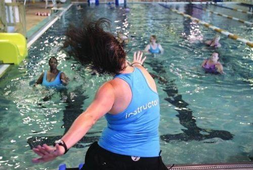 Aqua Zumba | Benjamin Harrison Y | YMCA of Greater Indianapolis