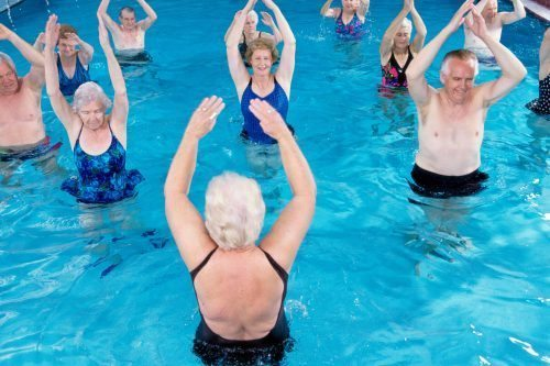 Aqua Arthritis | Benjamin Harrison Y | YMCA of Greater Indianapolis