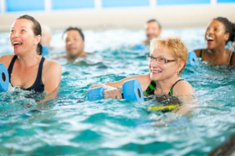 Water Fitness | Benjamin Harrison Y | YMCA of Greater Indianapolis