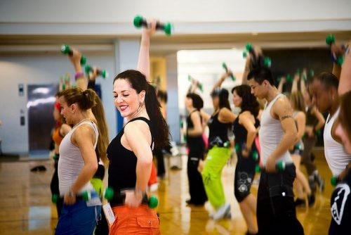 Zumba Toning | Adult Fitness | Benjamin Harrison Y | YMCA of Greater Indianapolis