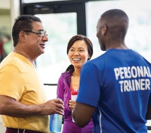 Be Your Best Self! Personal Training Promo at the Baxter Y! @ Baxter YMCA | Indianapolis | Indiana | United States