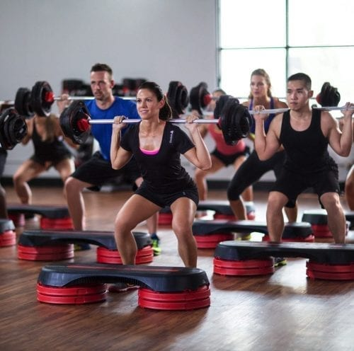 LES MILLS BODYPUMP 101 FREE SPECIAL EVENT @ Multiple YMCA Locations