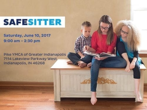 Safe Sitter @ Pike YMCA | Indianapolis | Indiana | United States