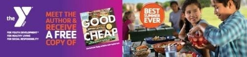 EAT WELL ON $4 A DAY - Free Community Dinner, Author Presentation & Book Signing @ The Avondale Meadows YMCA | Indianapolis | Indiana | United States