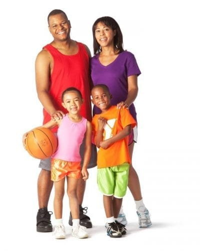 Family Basketball Night @ Pike YMCA | Indianapolis | Indiana | United States