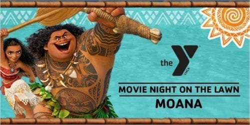 Movie Night On the Lawn - Baxter YMCA @ Baxter YMCA    Indianapolis   Indiana   United States