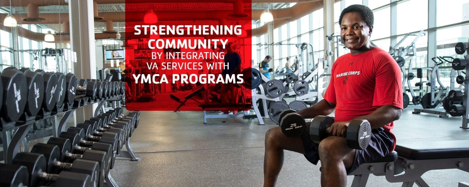 Y Loves Vets | E5 Sgt. Mikail Al-Malik, Marine Corps | YMCA of Greater Indianapolis