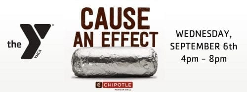 Fundraising Night at Chipotle @ Chipotle Mexican Grill | Indianapolis | Indiana | United States