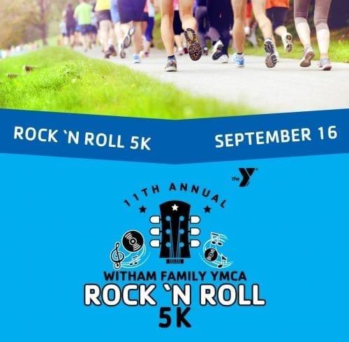 Rock 'N Roll 5K