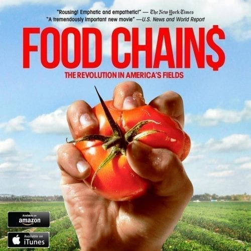 "Screening of ""Food Chains"" @ English Foundation Building 