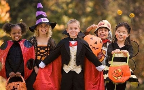 Halloween at the Baxter YMCA