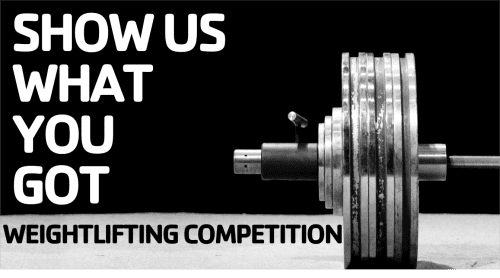 WEIGHTLIFTING COMPETITION @ Benjamin Harrison YMCA | Indianapolis | Indiana | United States
