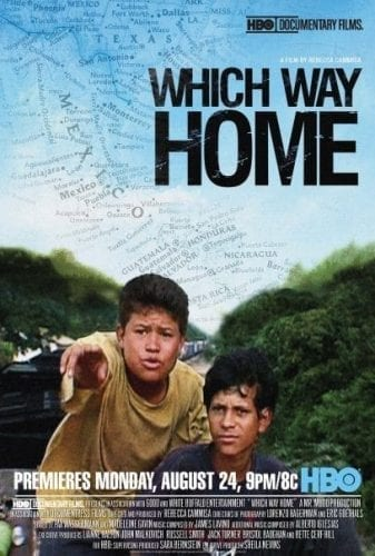 "Screening of ""Which Way Home"" @ English Foundation Building, Suite 400 