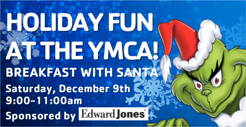 Breakfast with Santa at the Ben Harrison Y @ Benjamin Harrison YMCA | Indianapolis | Indiana | United States