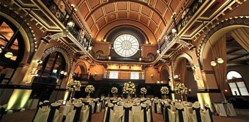 REVOLUTION BALL @ Historic Union Station – Grand Hall | Indianapolis | Indiana | United States