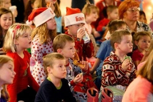 Kids Night Out - Polar Express @ Hendricks Regional Health YMCA | Avon | Indiana | United States