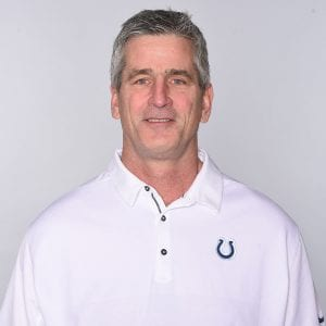 Indianapolis Colts head coach Frank Reich