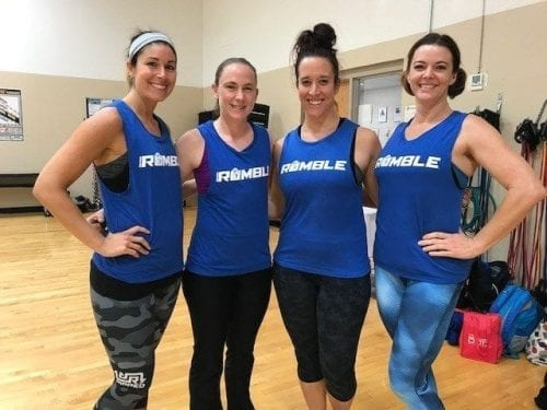 R.I.P.P.E.D. Rumble Launch @ Benjamin Harrison YMCA | Indianapolis | Indiana | United States
