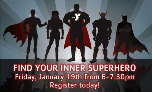Superhero Night @ Benjamin Harrison YMCA | Indianapolis | Indiana | United States