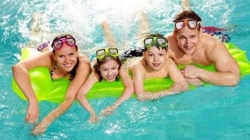 Inflatable Fun @ Hendricks Regional Health YMCA | Avon | Indiana | United States