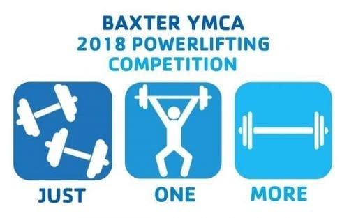 Power Lifting Competition - Baxter YMCA @ Arthur R. Baxter YMCA | Indianapolis | Indiana | United States