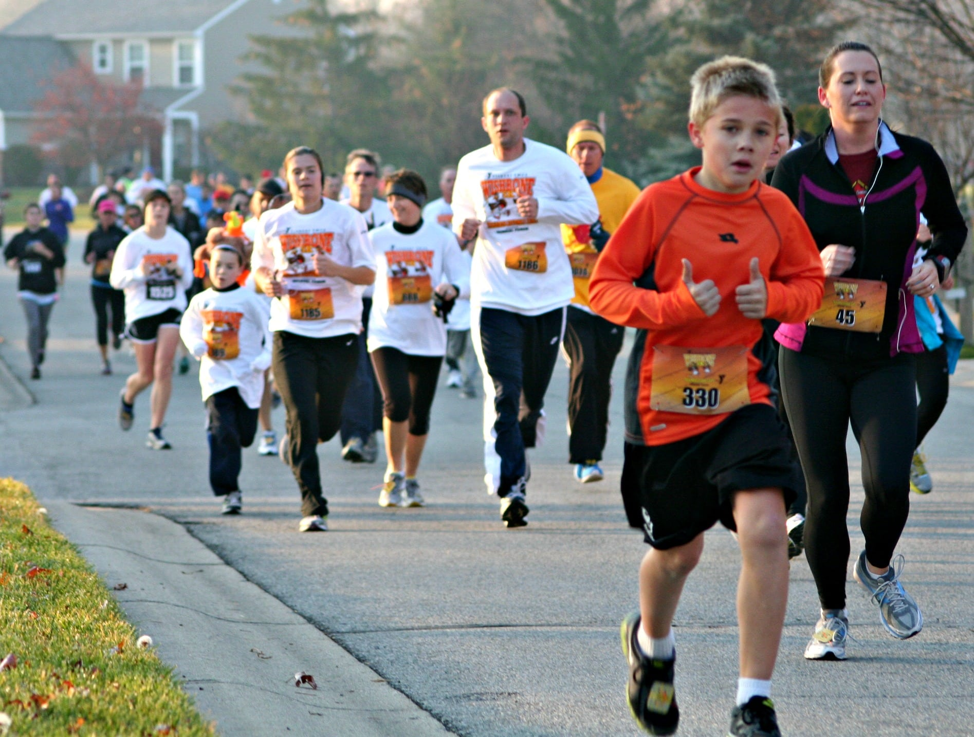 fishers ymca wishbone 5k | ymca of greater indianapolis