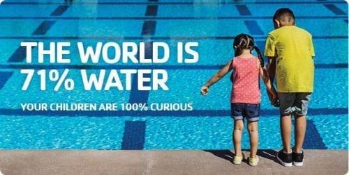 Safety Around Water Week