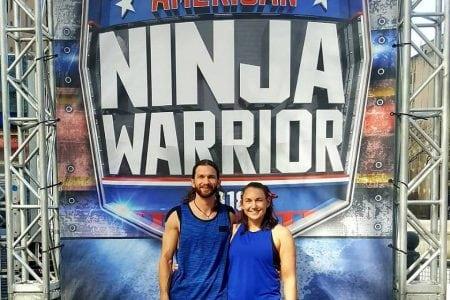 ninja warriors couple