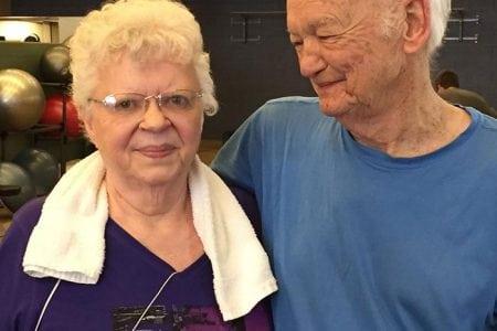 Charles & Carolyn | Y Story | Hendricks Regional Health YMCA | News | YMCA of Greater Indianapolis