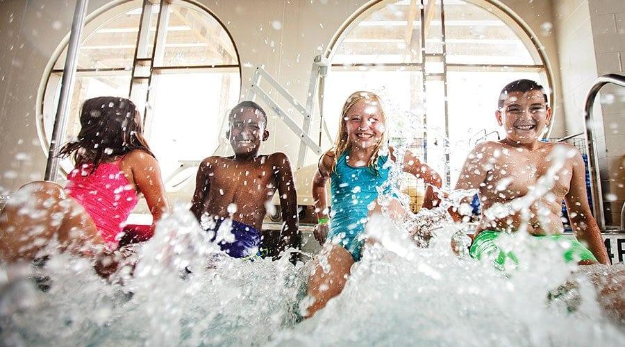 Swim at Benjamin Harrison YMCA | News | YMCA of Greater Indianapolis