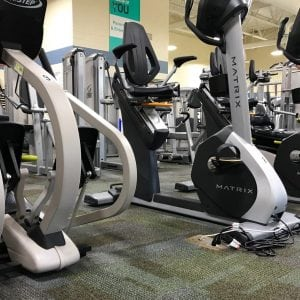 Wellness Center - Low Impact Equipment