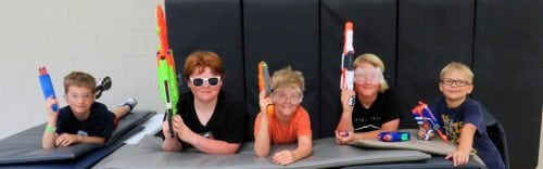 Nerf Night @ Fishers YMCA