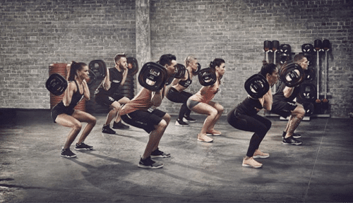 BodyPump 107 Launch @ Benjamin Harrison YMCA  | Indianapolis | Indiana | United States