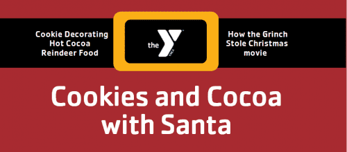 Cookies and Cocoa with Santa @ Fishers YMCA | Fishers | Indiana | United States