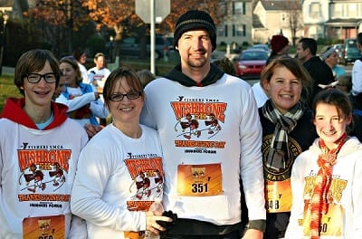 Wishbone 5K Run