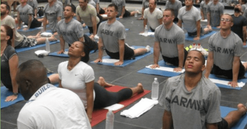 YES to Vets Yoga @ Benjamin Harrison YMCA | Indianapolis | Indiana | United States