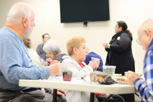 Active Older Adults Lunch & Learn @ Fishers YMCA | Fishers | Indiana | United States
