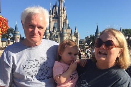Judy at Disney