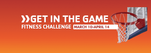 Get in the Game Fitness Challenge at the Fishers Y @ Fishers YMCA | Fishers | Indiana | United States
