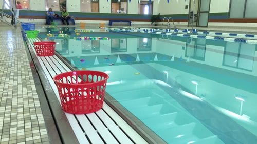 Witham Family YMCA Underwater Easter Eggstravaganza @ Witham Family YMCA Lap Pool | Lebanon | Indiana | United States