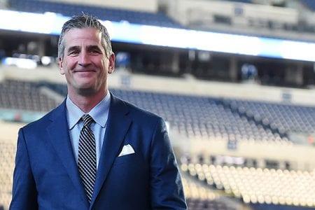 Colts Head Coach Frank Reich