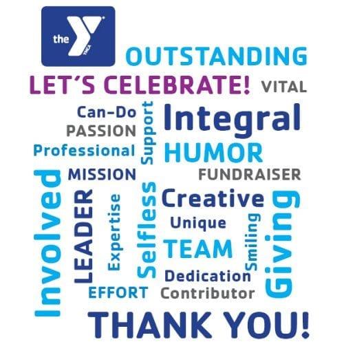 Volunteer thank you words