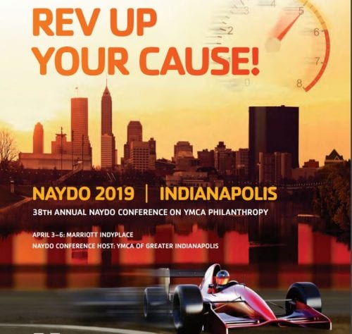 38th annual NAYDO Conference on YMCA Philanthropy @ Marriott Indyplace | Indianapolis | Indiana | United States